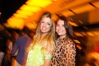 Gabriela Faraco e Natalia D´Aquino