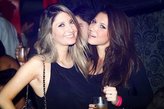 Mylene Madeira e Laura Azevedo