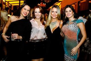 Caroline Ferreira e Alessandra Merlin e Livia Morais e Eveline Ferreira