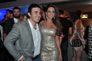 Ciro Neves e Ana Martinez