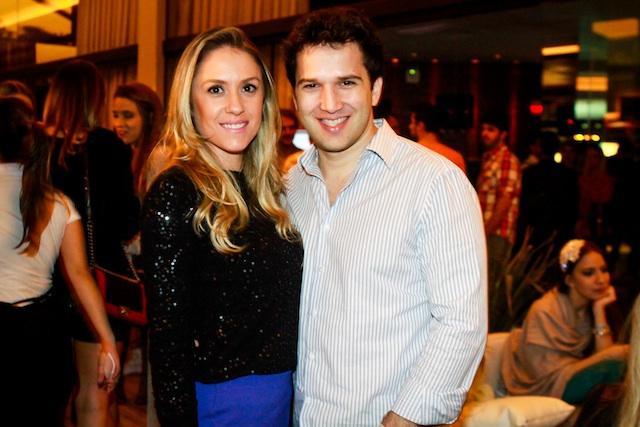Gabriel Rocha e Heloísa Genovez