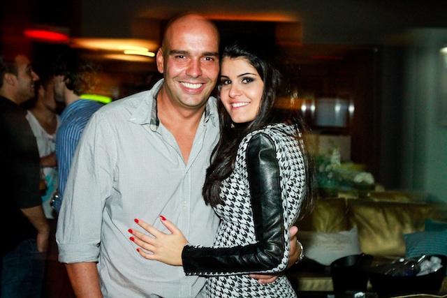 Pinho Menezes e Cynthia Bolzan