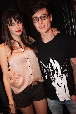 Alice Harger e Leonardo Avila