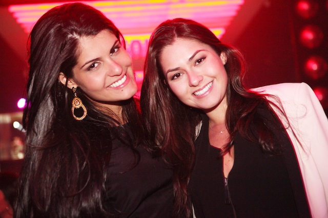 Cynthia Bolzan e Samantha Sabino