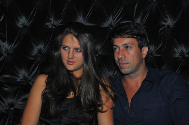 Andrielli Lisboa e Ginno Fontes