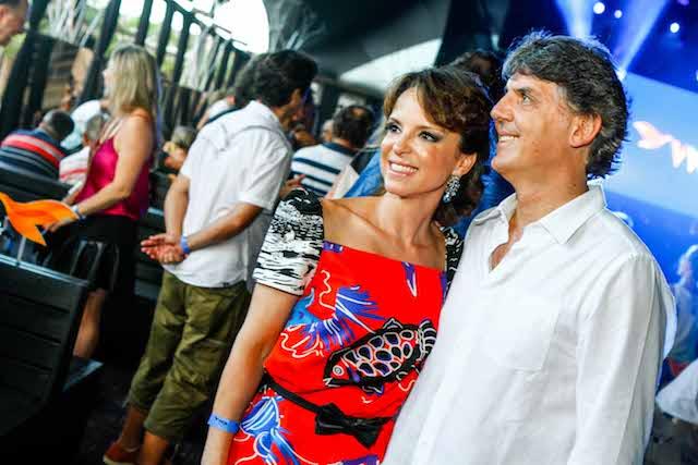 Aninha e o visionário Waltinho Koerich