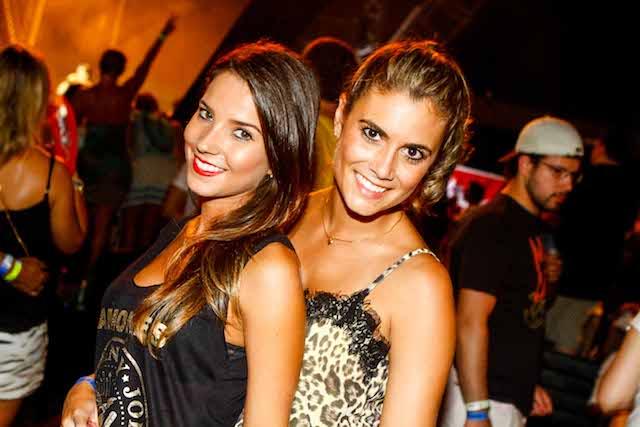 Danielle Silva e Amanda Vieira