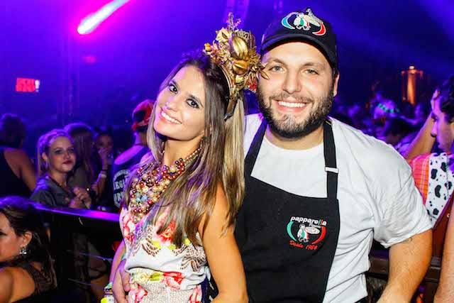 Fernanda Reis e Vitor Papparella
