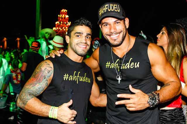 Tiago Tavares e Lucas Pedroso