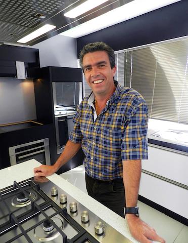 Marcio Contrucci Vaz de Lima do Empório da Cozinha