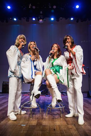 TAJ de BC faz tributo ao grupo sueco ABBA