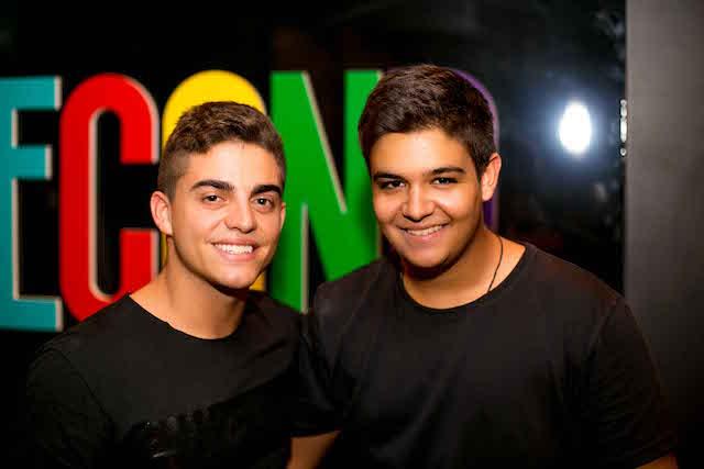 Gustavo Teixeira e Bruno Capella