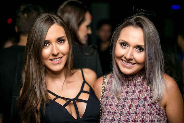 Marina Elise e Larissa Luise da Silva